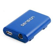 Автомобильный iPod USB Bluetooth адаптер Dension Gateway Lite BT для Lexus Toyota GBL3TO1  - Короткий опис
