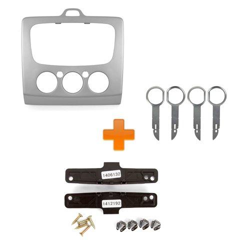 Комплект для установки магнитолы 6000CD MP3+USB для Ford