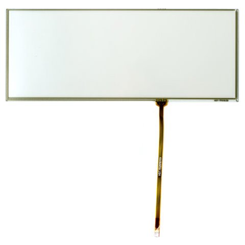 "10.2"" Resistive Touch Screen Panel for BMW"