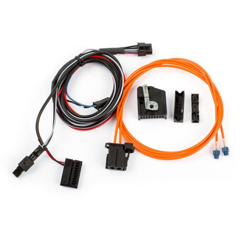 Juego de cables para las interfaces multimedia BOS-MI011