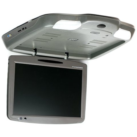 Bus Flip Down TFT LCD 19 Inch Monitor