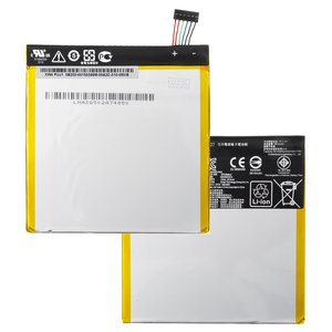 Battery compatible with Asus FonePad 7 FE170CG, (Li-Polymer, 3.8 V, 3910 mAh) #C11P1327