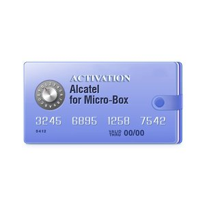 Micro-Box: Alcatel Unlock Activation