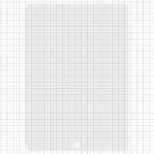 Tempered Glass Screen Protector All Spares for Apple iPad Air (iPad 5) Tablet, (0,26 mm 9H)