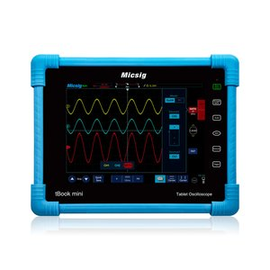 Tablet Digital Oscilloscope Micsig TO1074