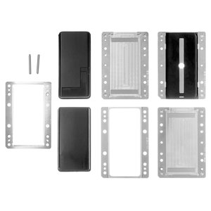 LCD Module Mould for YMJ-3-01, Samsung G955F Galaxy S8 Plus, (for OCA film gluing,  to glue glass in a frame)