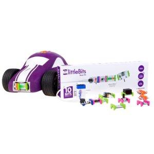 Электронный конструктор LittleBits Базовый комплект
