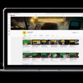 YouTube-каналу Masteram бракує вас!