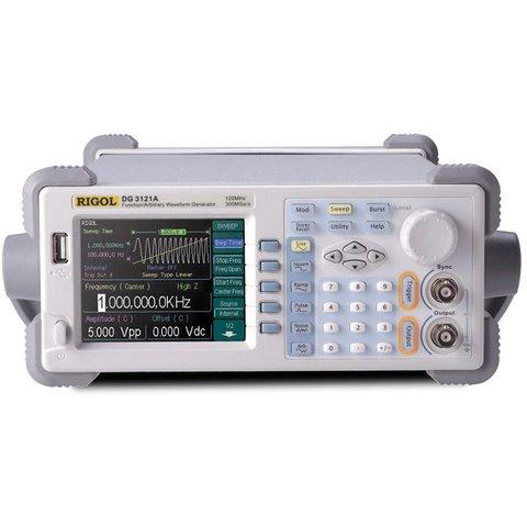 Универсальный генератор сигналов Rigol DG3101A