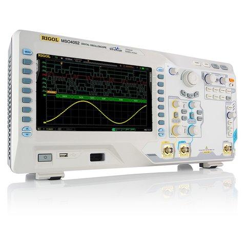Цифровий осцилограф змішаних сигналів RIGOL MSO4052