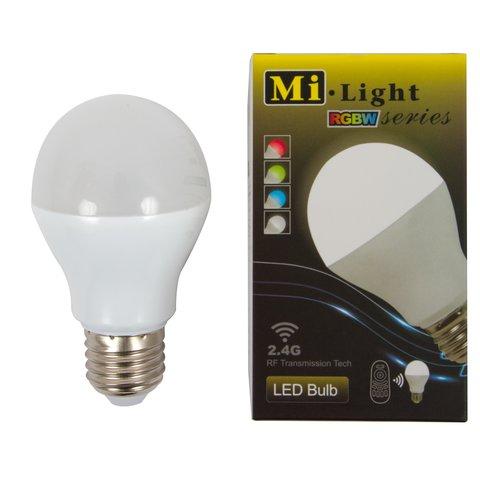 Світлодіодна лампочка MiLight RGBW 6W E27 CW