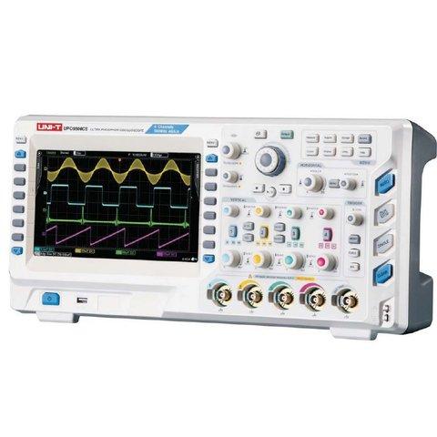Фосфорний цифровий осцилограф UNI T UPO5204CS
