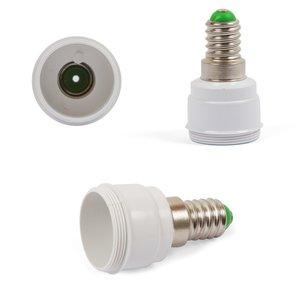 Цоколь светодиодной лампы (E14)