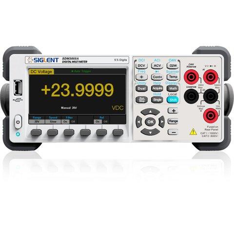Прецизійний цифровий мультиметр SIGLENT SDM3055A