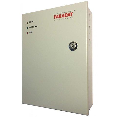 AC DC перетворювач Faraday UPS BOX 75W Simple