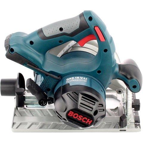 Акумуляторна циркулярна пила Bosch GKS 18 V LI, 060166H006