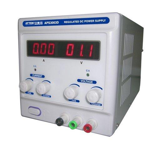 Regulated Power Supply Unit ATTEN APS3003D