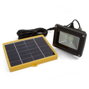 LED Solar Outdoor Light SL-3W (400 lm, 3.7 V, 2200 mAh)