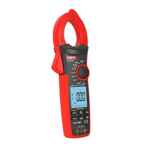 Digital Clamp Meter UNI T UT207B